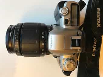 Pentax MZ-50 Fotoapparat analoge Spiegelreflexkamera gebraucht kaufen  31535 Neustadt