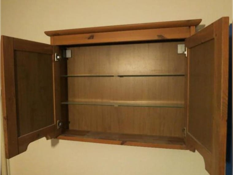 Ikea spiegelschrank holz  Spiegelschrank Holz Massiv: Spiegelschrank Holz online bestellen ...